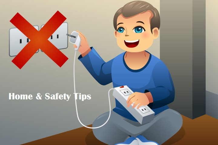 General Home Safety Tips, with Smart Safety Checklist