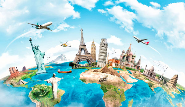 Best Places to Travel in 2019 Tourist Information Everyone Should Know