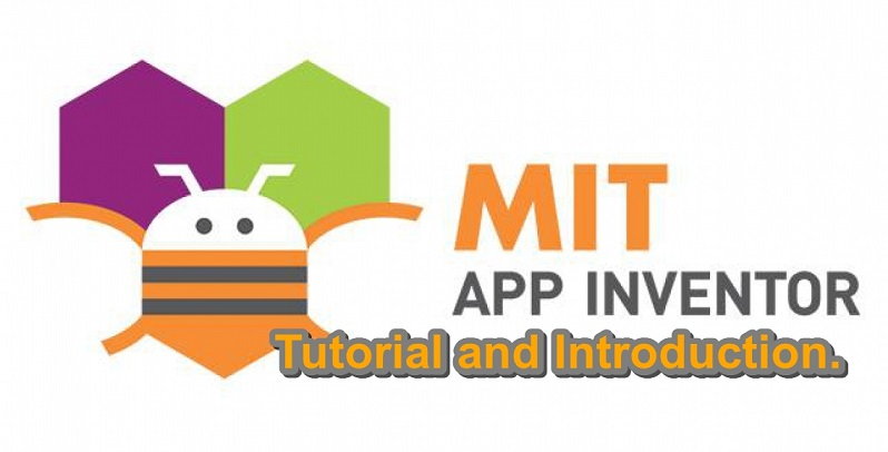 MIT App Inventor 2 Quick Introduction & Project Setup Tutorial