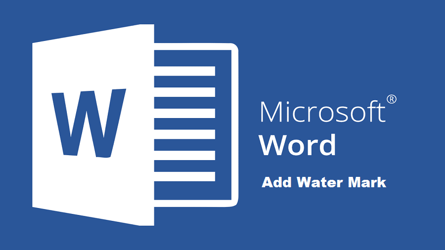 How to Add Watermark in Word to Only One Page