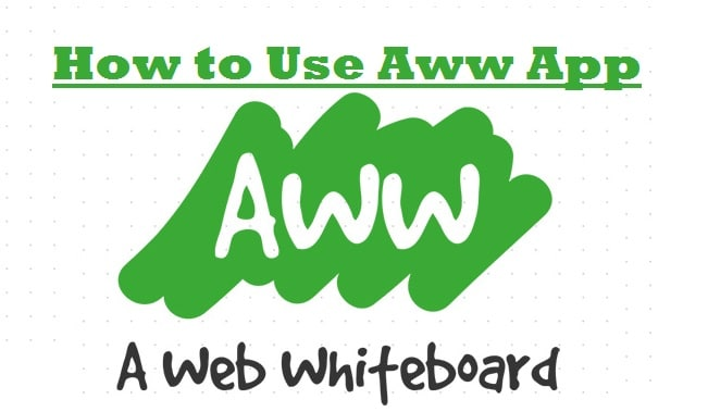 How to use Aww App like a PRO – Quick Tutorial